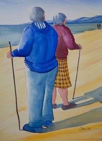 jane-smith-two-ladies-walking-on-the-beach